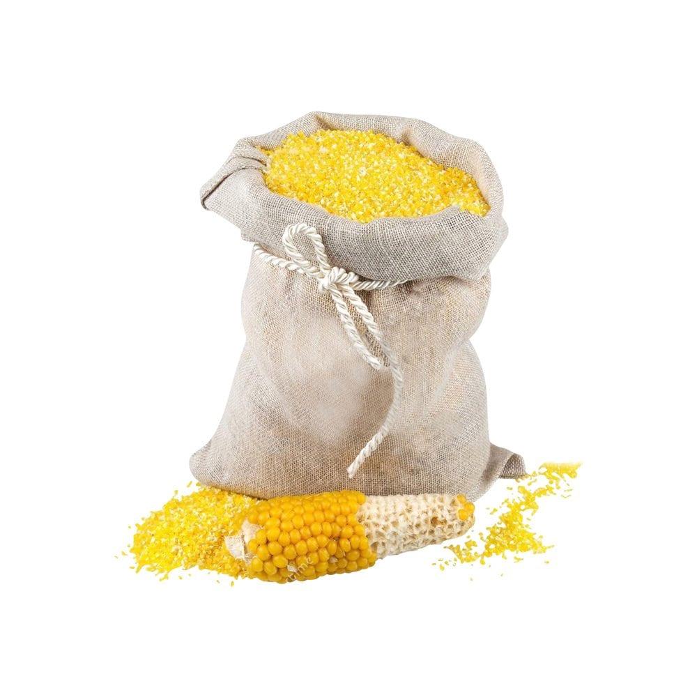 Corn /Mais Moulu Fin (25 lbs)