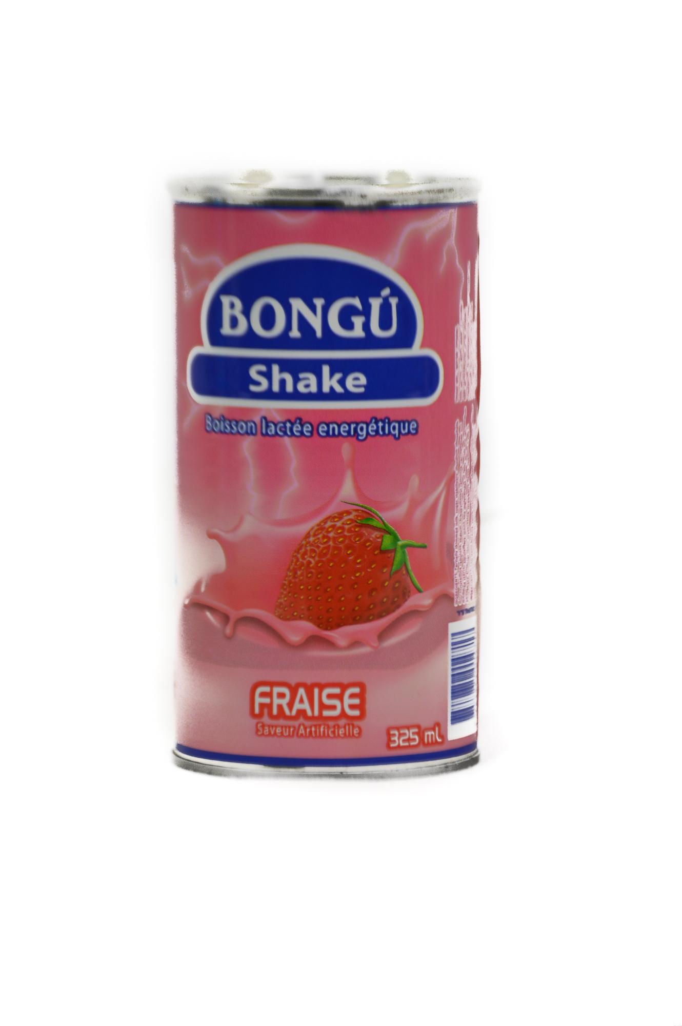 Shake Bongu Half Case (12 x 325 ml)