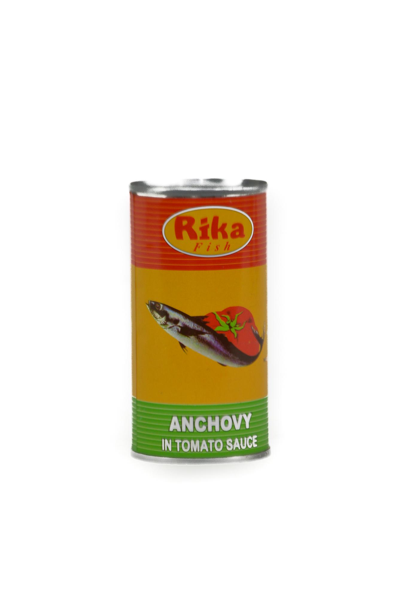 Sardines/ Anchovy Half Case (48 x 156 G)
