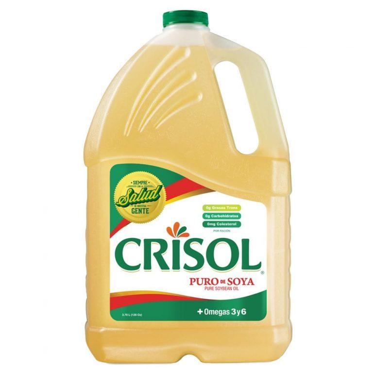 Oil /Huile Crisol Case (6 Gallons x 6.78 L)