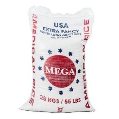 Rice/Riz Mega (25 kgs/55lbs)