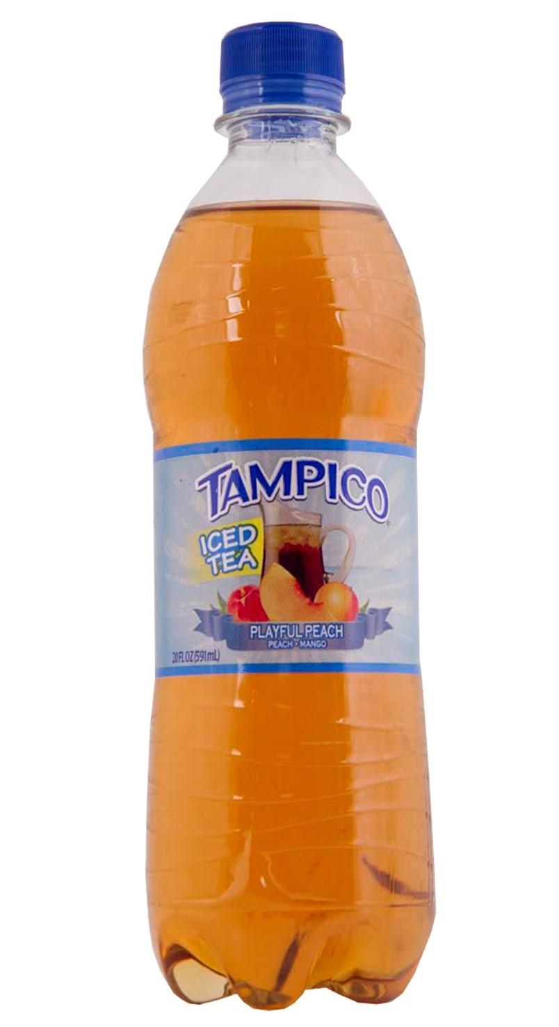 Tampico Iced Tea Pack of 24 x 20 Oz
