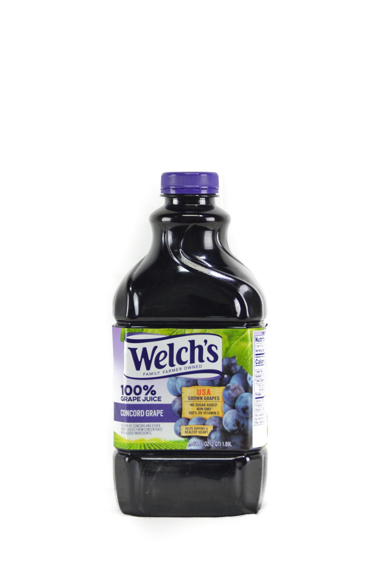Welch Grape Juice 64 FL Oz