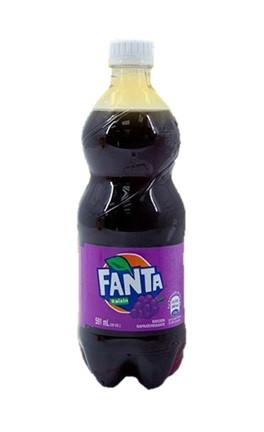 Fanta Raisin Pack of 24 x 20 Oz