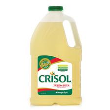 Oil /Huile Crisol full case (8 x 1/2 Gallon of 1.89  L)
