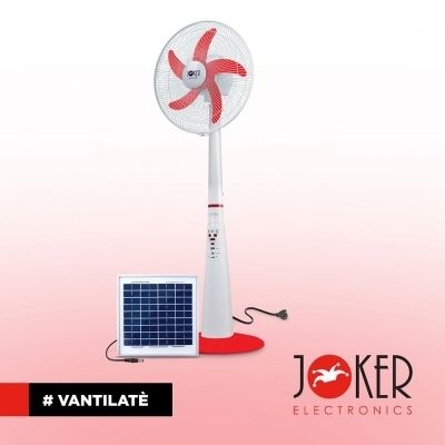 FAN / VENTILATEUR JOCKER 888