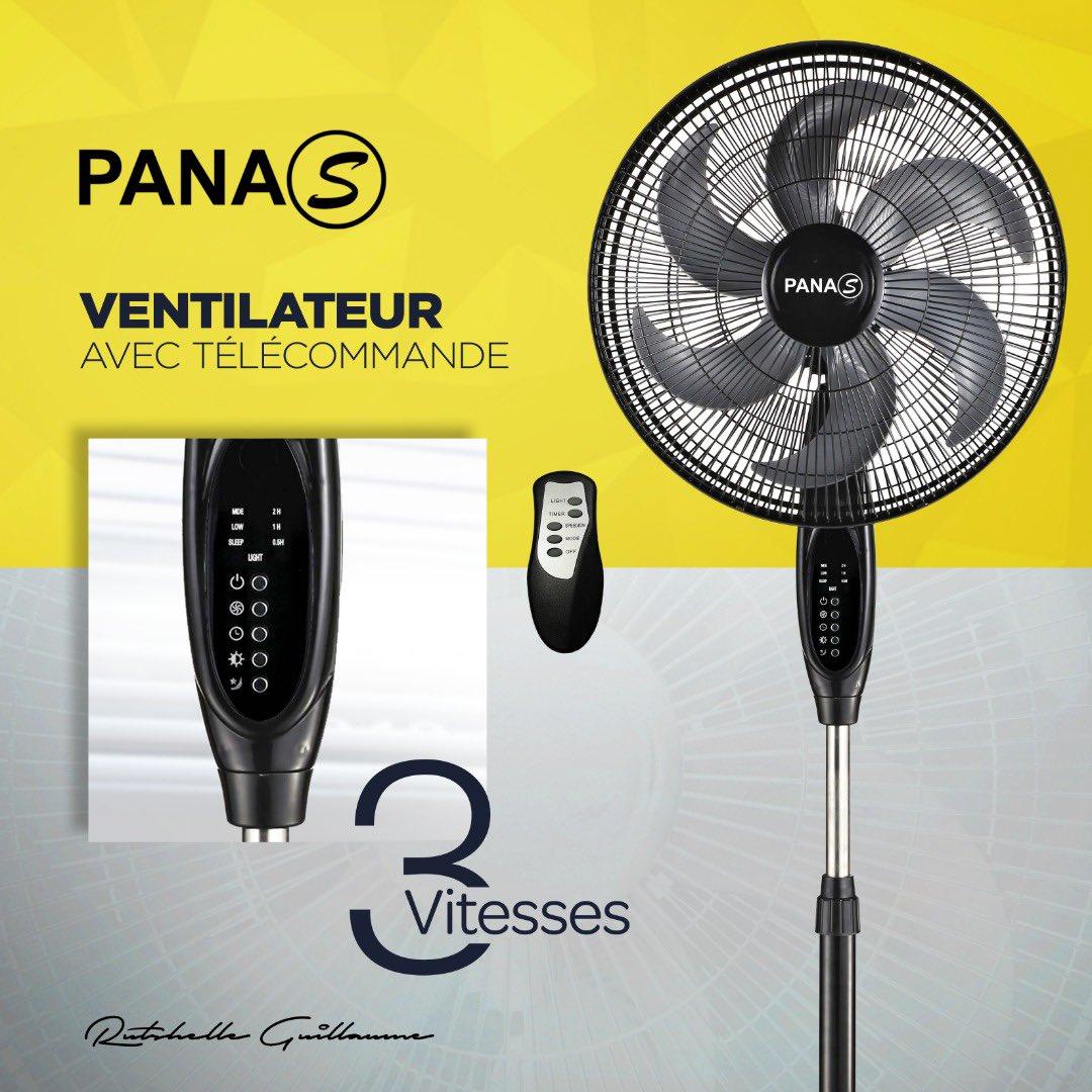 FAN (SOLAR) / VENTILATEUR SOLAIRE PANAS