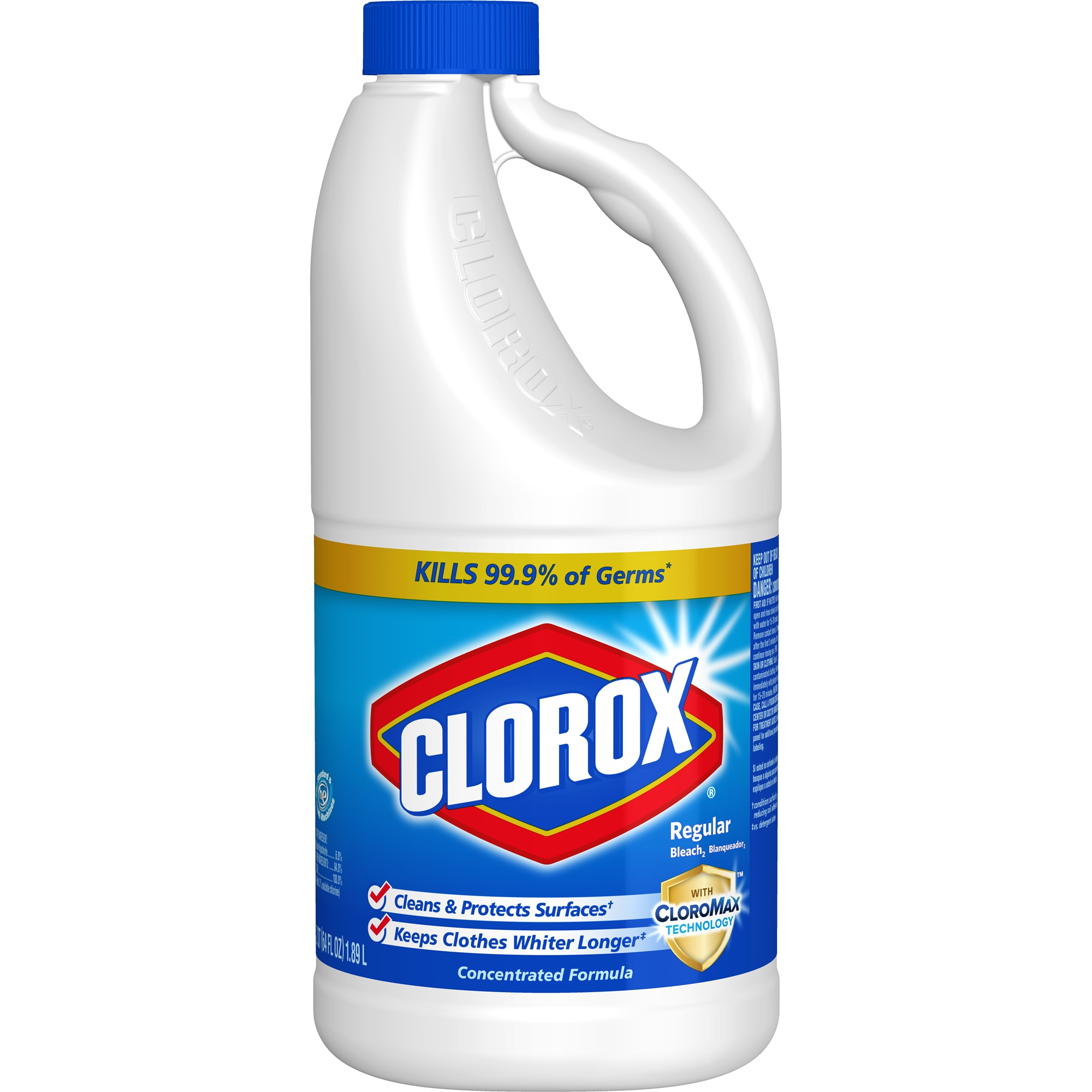 Clorox Bleach (1/2 Gal)