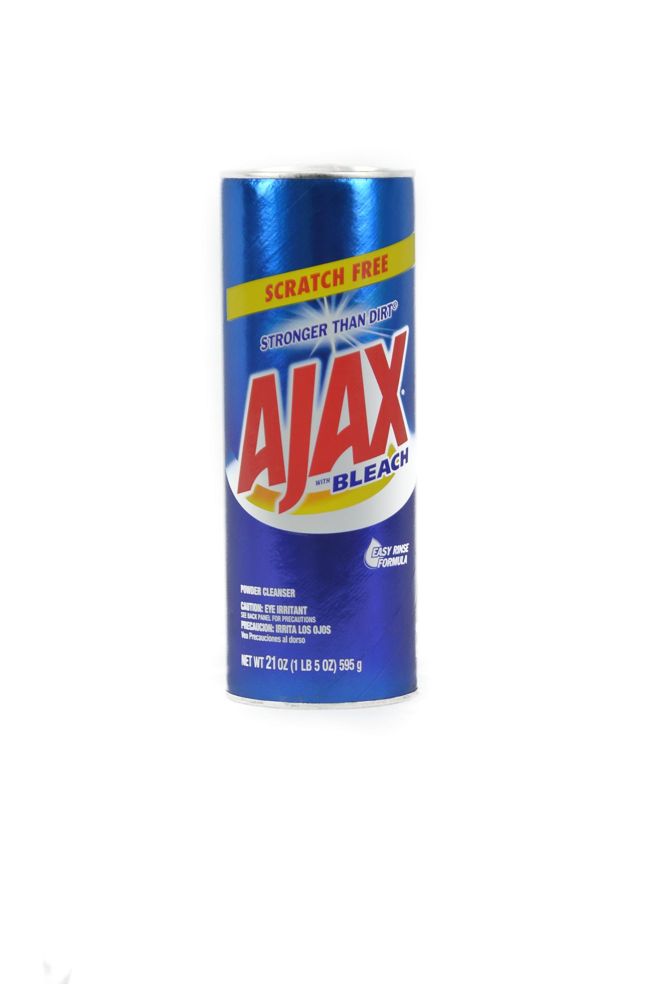 Ajax Poweder Cleanser 21 Oz (6 Units)