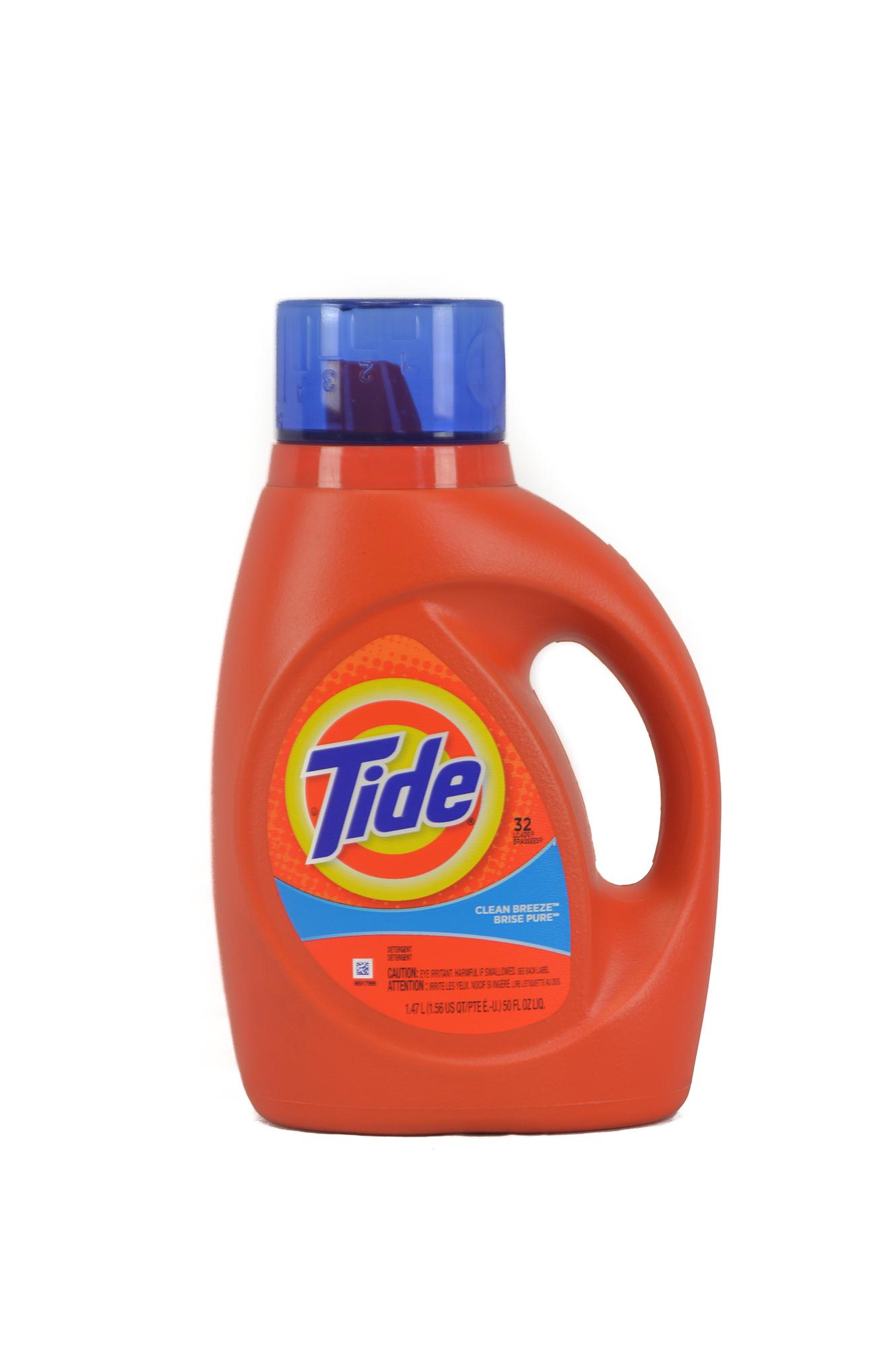 Tide Laundry Detergent 1 Gallon