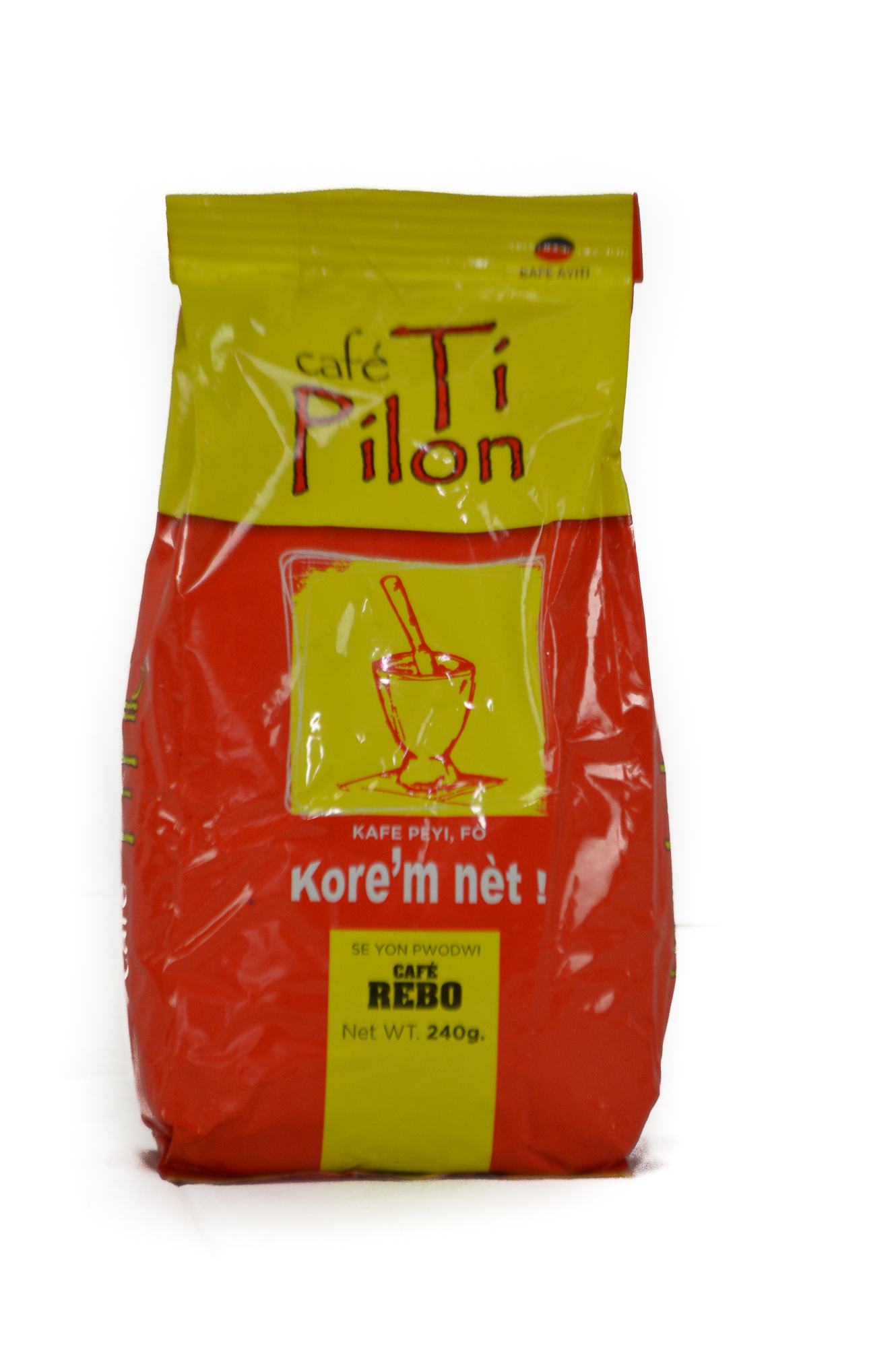 Coffee/Cafe Ti Pilon(240 g)