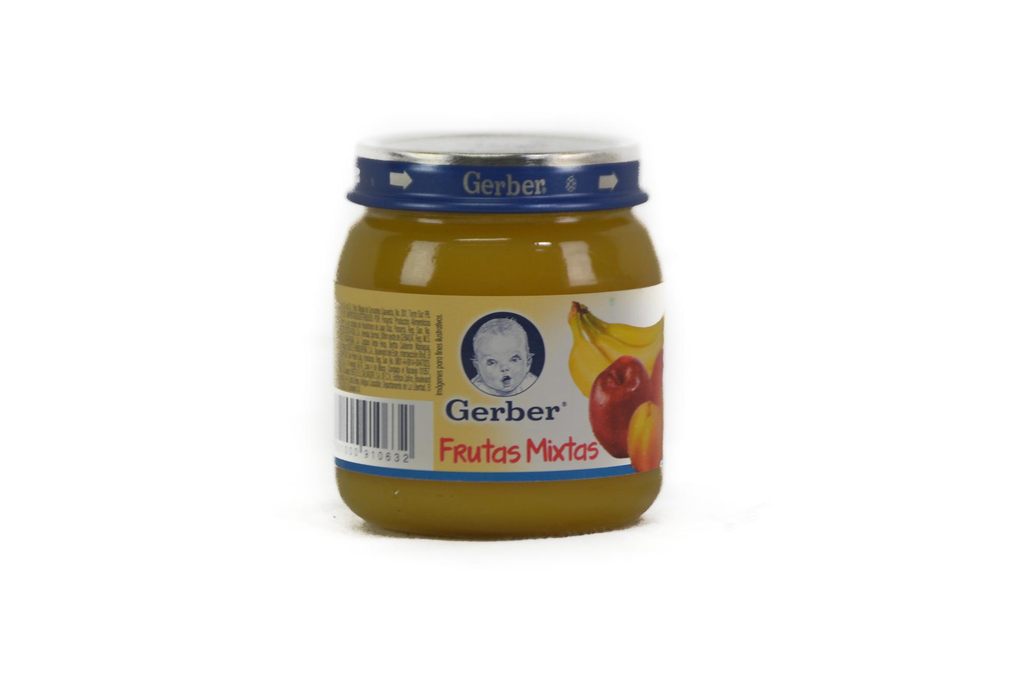 Gerber Baby Food (12 x 113 g)