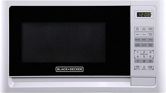 Microwave Black+Decker 0.9