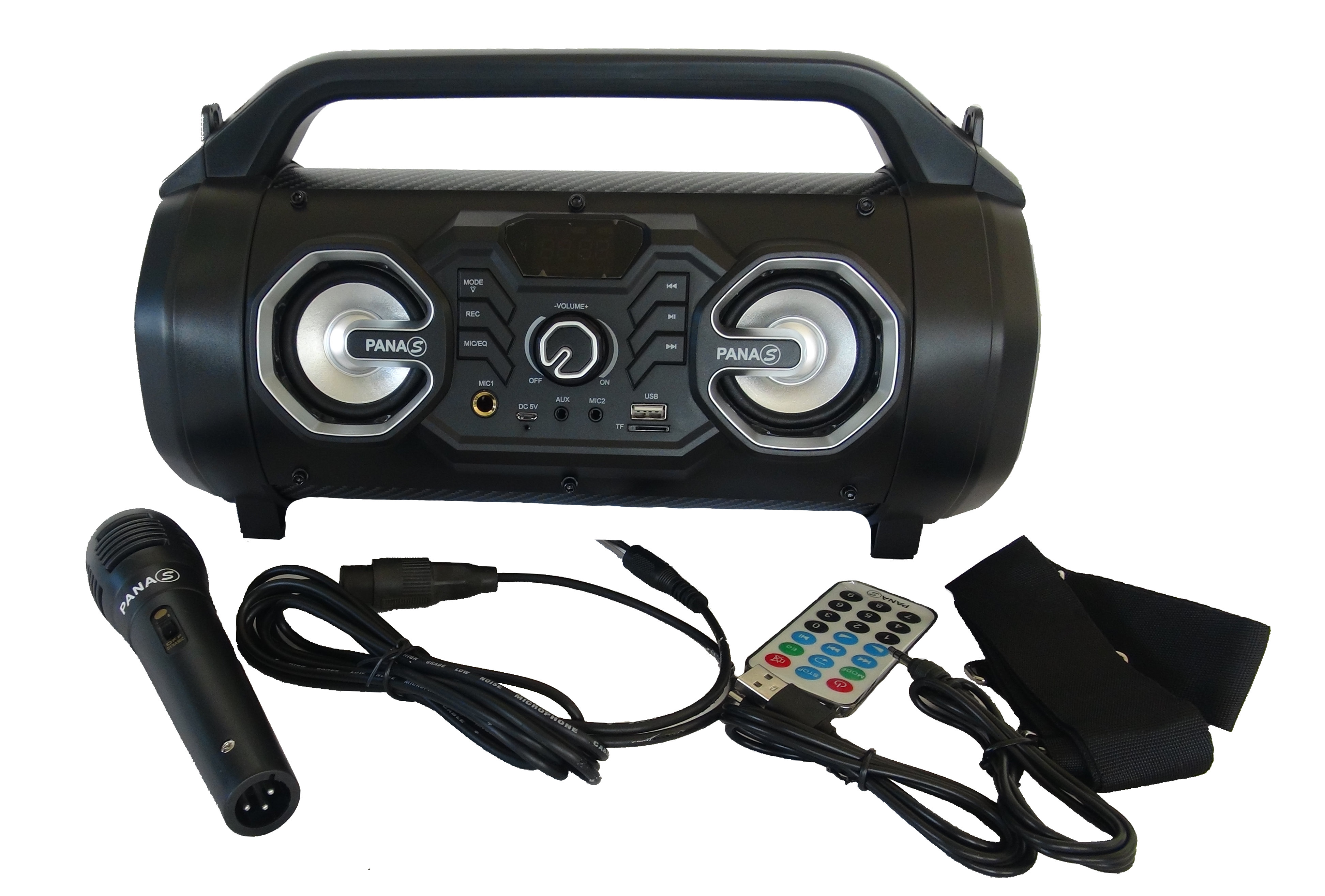 Speaker PANAS T18 Port