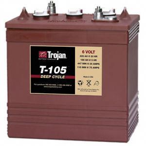 Battery Trojan 6 V 225 A