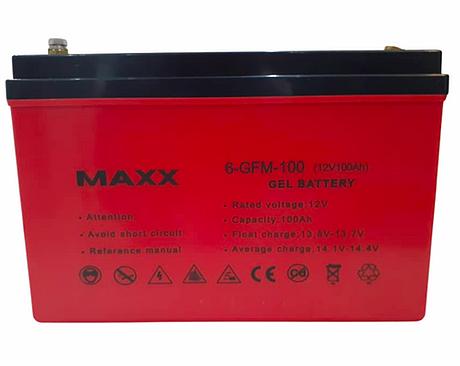 Gel Battery 12V/100A/