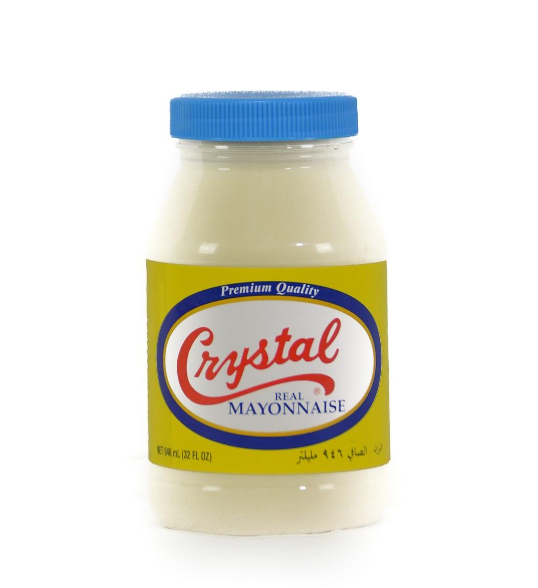 Mayonnaise Crystal  32 Oz