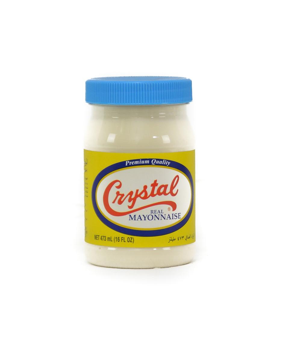 Mayonnaise Crystal  16 Oz