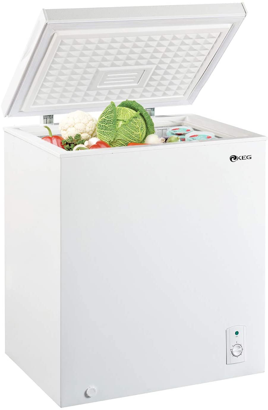 Freezer 5.5 CFT KEG